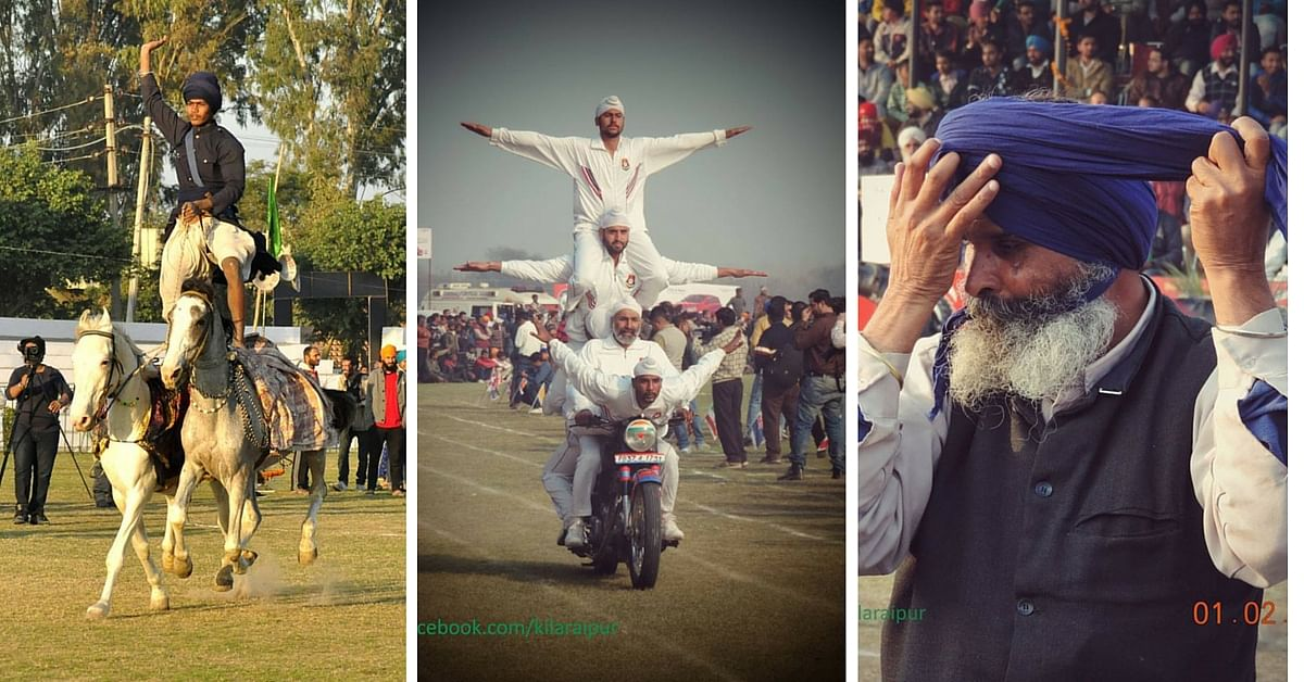 Move Over Rio, The Rural Olympics in Punjab Are Unconventional but Fun