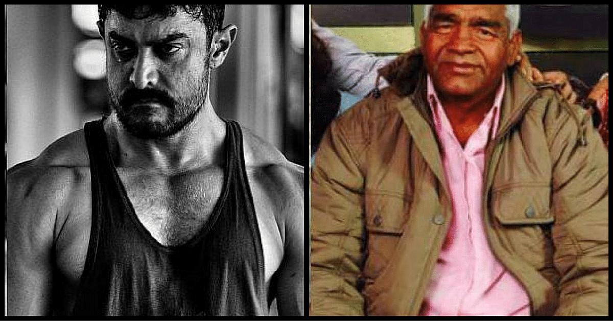 Here's Why Mahavir Singh Phogat Totally Deserves to Have Aamir Khan Play Him in #Dangal