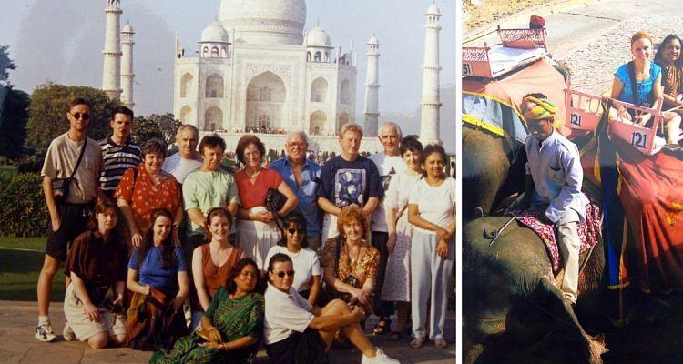 women tourist guides