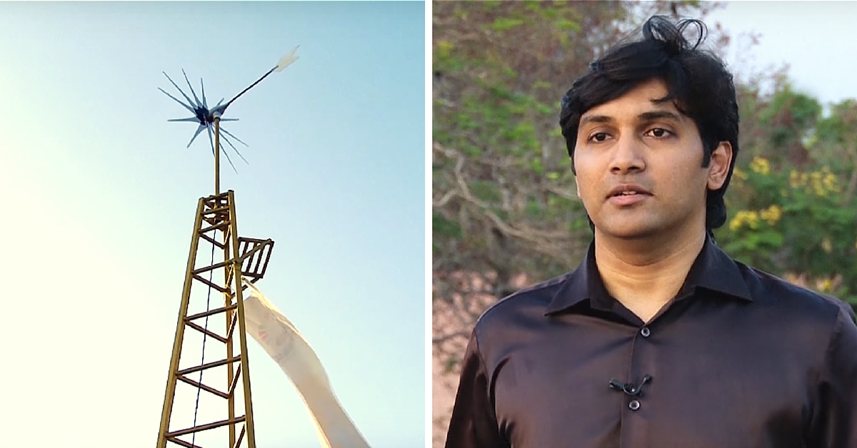 Kerala Brothers Invent Low-Cost Wind Turbine, Make Renewable Energy Affordable for All