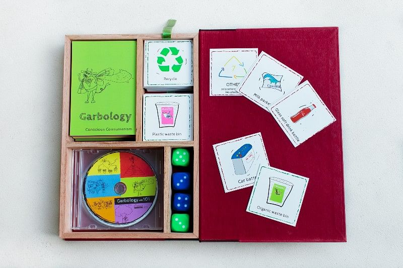 The Garbology toolkit (WasteLess)