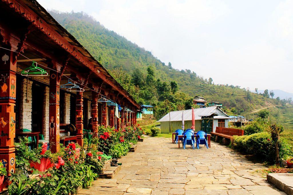 Lodge at Landruk
