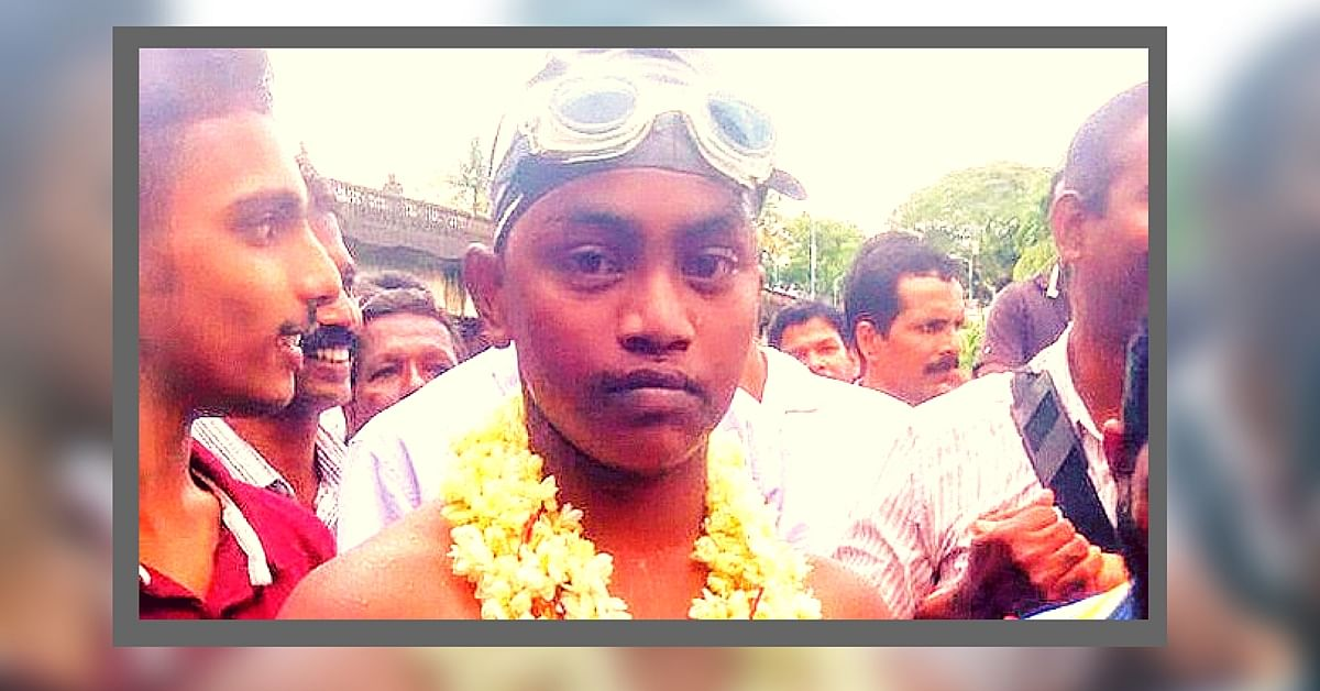A Class 9 Kerala Student Swam 3 Km to School to Send an Important Message to the Authorities