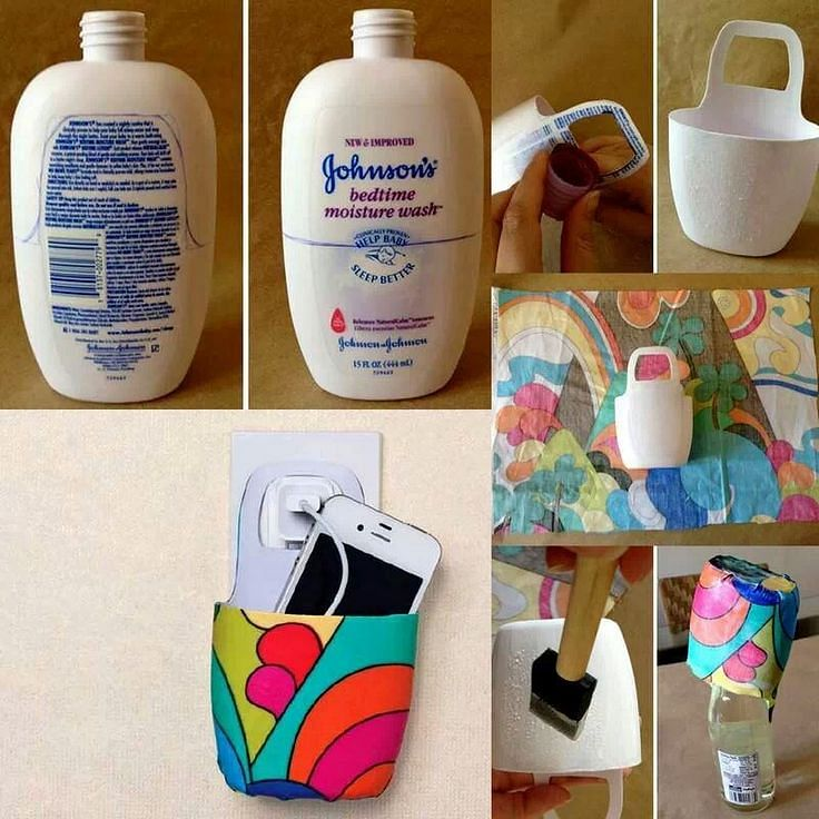 20 innovative ways to reuse old plastic bottles diy mobile charger basket de91c54b2f9f0f76e4d276552eaed6c5 solutioingenieria Images
