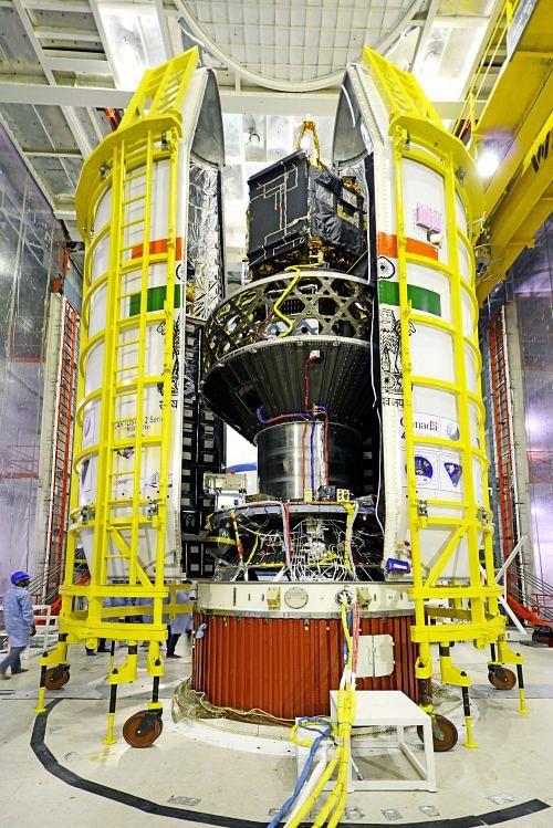 isro record launch2