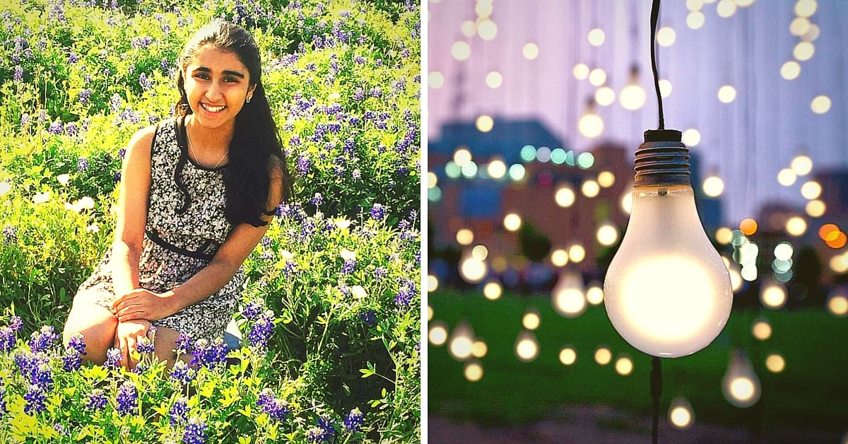 How a Class 7 Indian-Origin Girl in Texas Raised Rs. 1.3 Lakh to Distribute Free LED Bulbs in Delhi