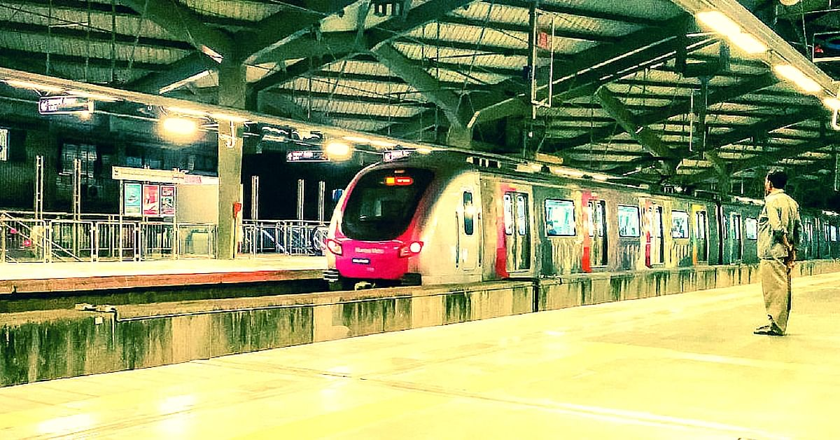 Mumbai Metro Will Have Solar Panels at 12 Stations to Meet 30% of Its Energy Needs