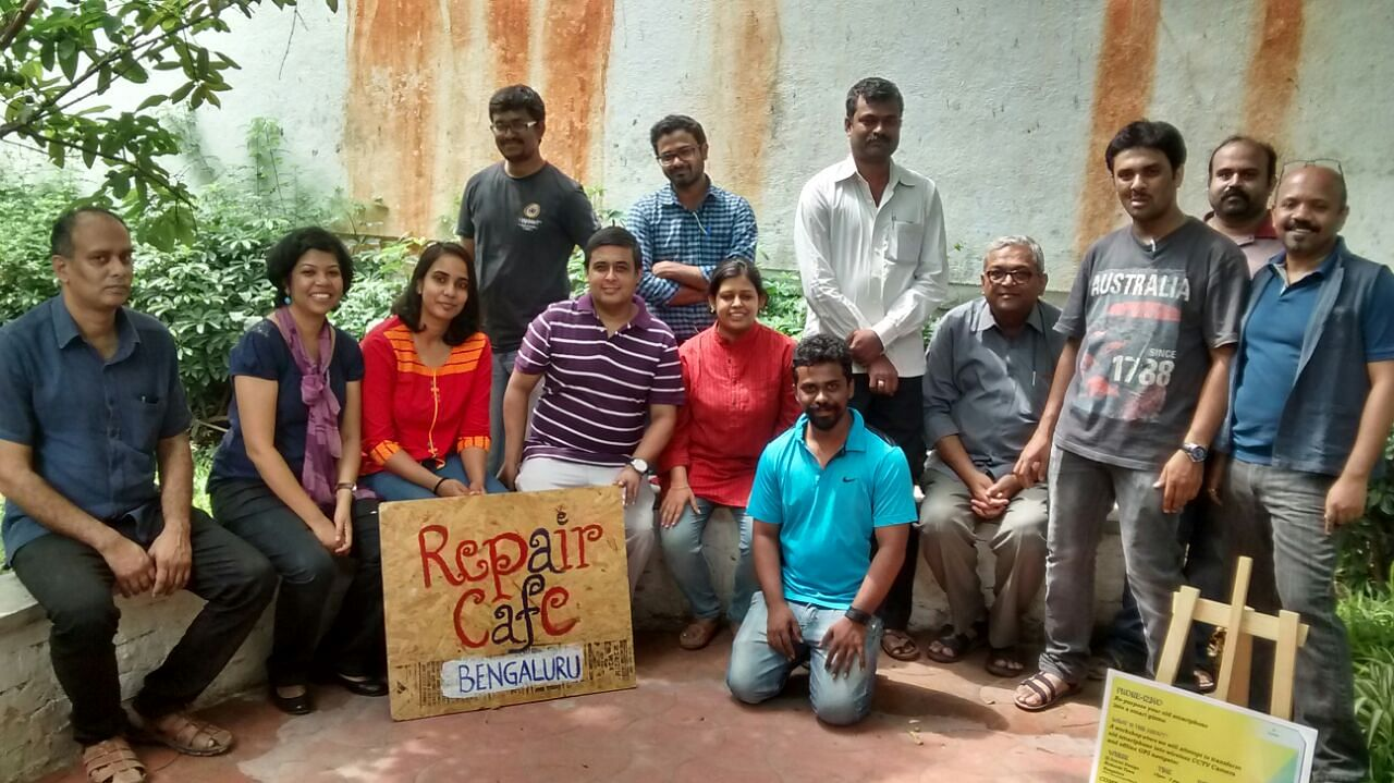 Repair Cafe Bengaluru