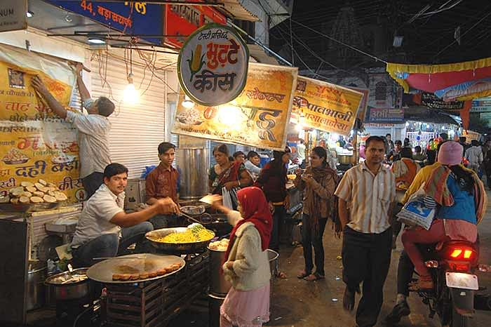 Image result for indore sarafa bazar