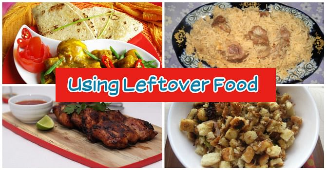 using-leftover-food