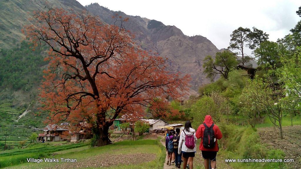 village-walk