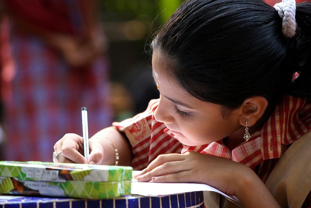 Image result for girl indian school kid
