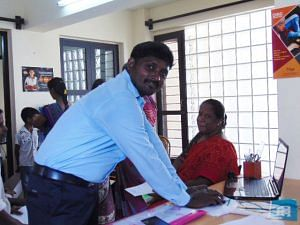 Shiva Kumar digital literacy