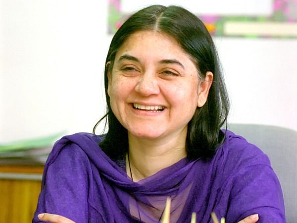 Maneka Gandhi sets up cyber cell to check internet trolling