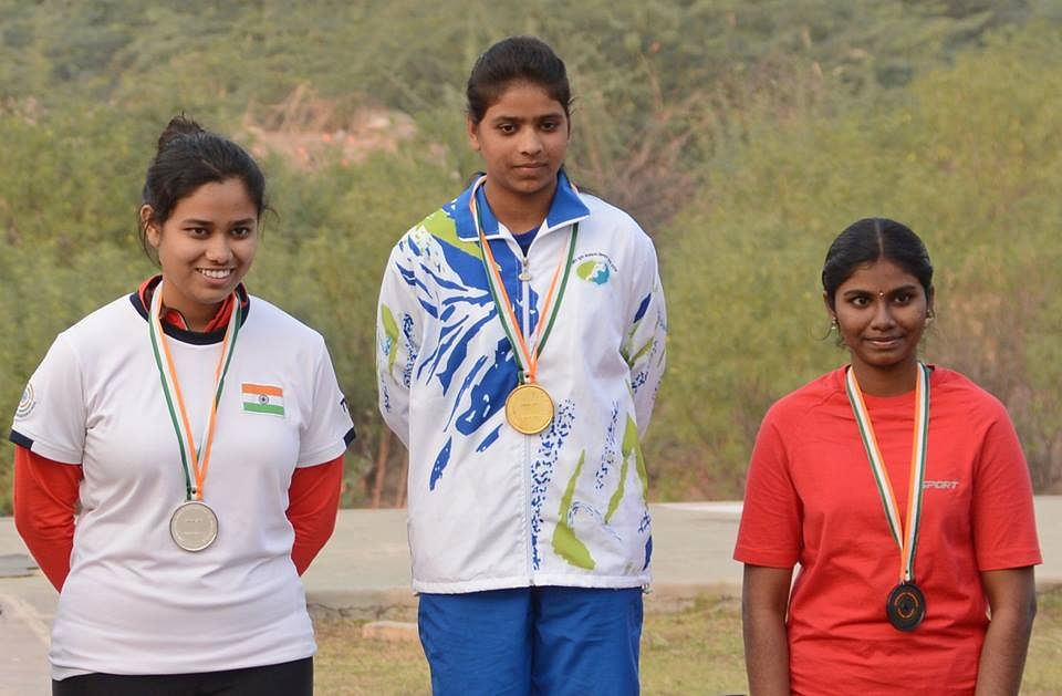 Maneesha Keer, second from right.