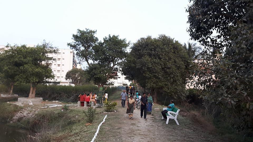 Akshaya Nagara Kere7
