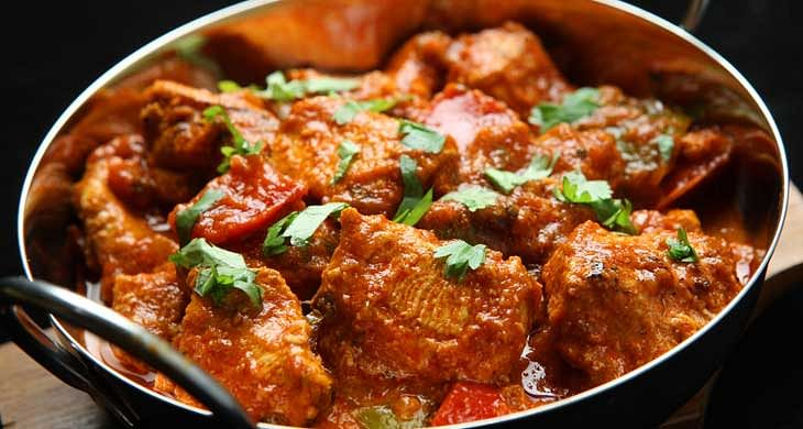 Chettinad Chicken Masala