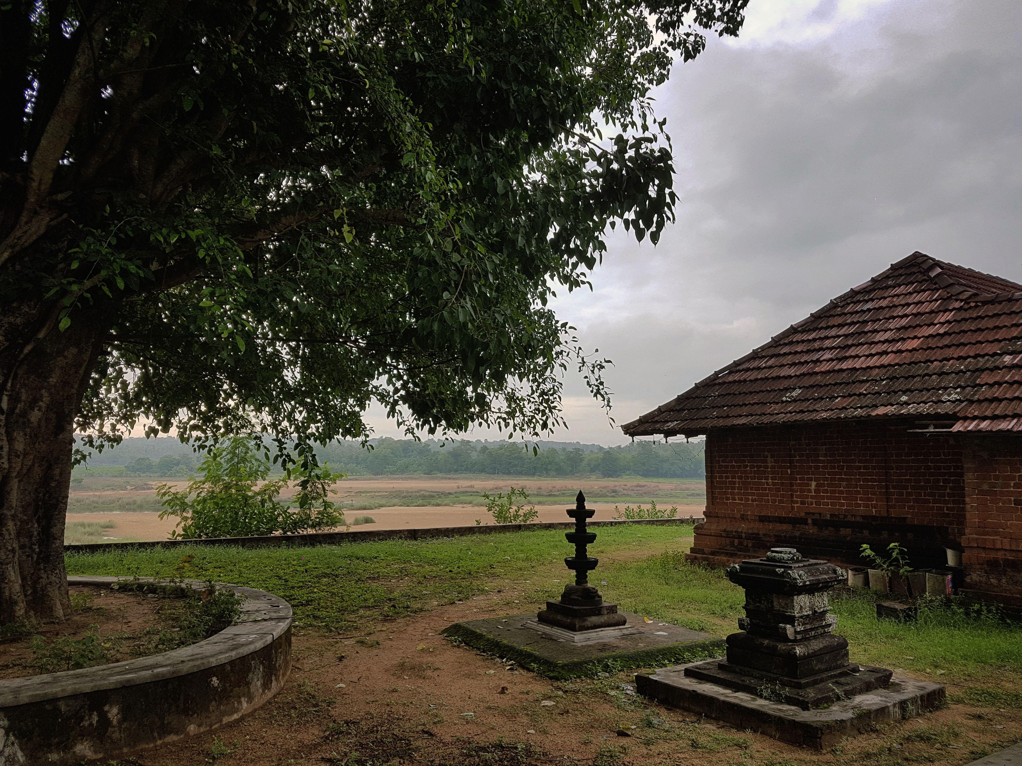 Shiva Temple River Nila