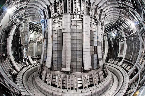 International-Thermonuclear-Experimental-Reactor