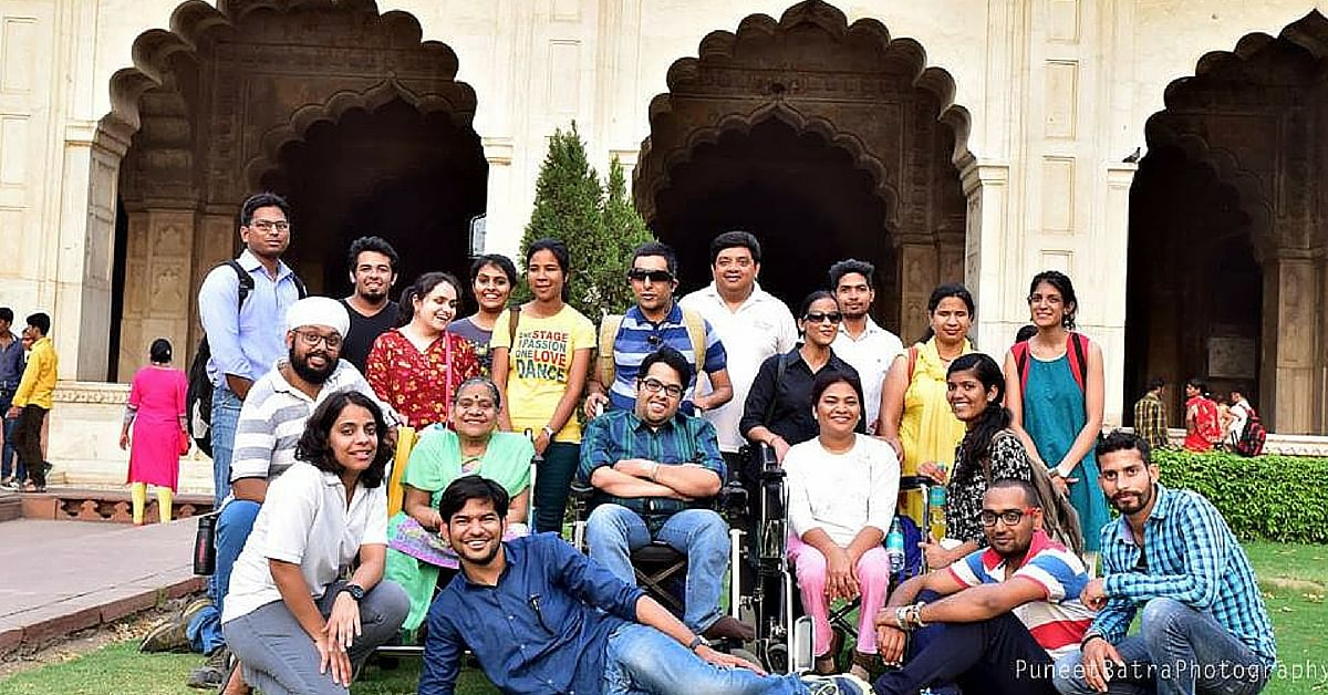 How One Woman Is Making it Possible for India's Disabled to Travel and Explore the World
