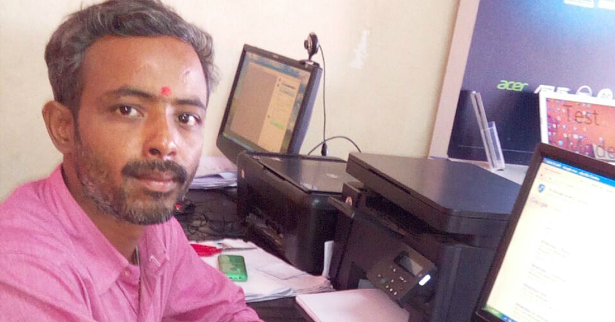 Meet the Man Who Single-Handedly Brought Digital Literacy to an Entire Telangana Village