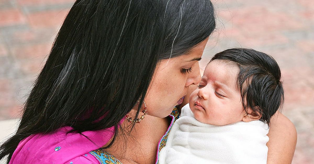 Dhol, Cake, Flowers Welcome Daughter as Couple Helps Remove Stigma Around Birth of Girl Child