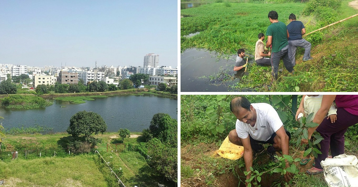 This Residential Community Saved a Lake, Recharged Groundwater and Is Planting 1000 Trees Every Year