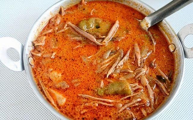 Vazhaipoo kuzhambu recipe