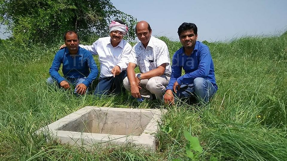 Bhungroo A Unique Water Harvesting Technology To Help Farmers