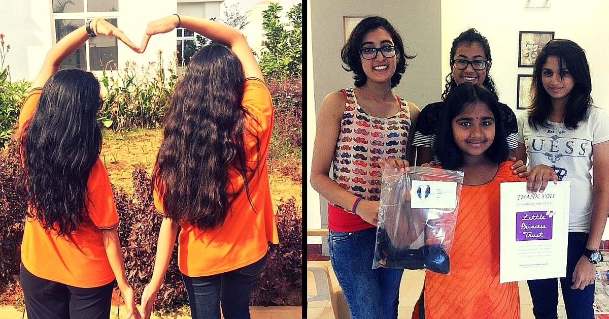 Hair for Happiness' Collects Hair for Children Suffering from Cancer