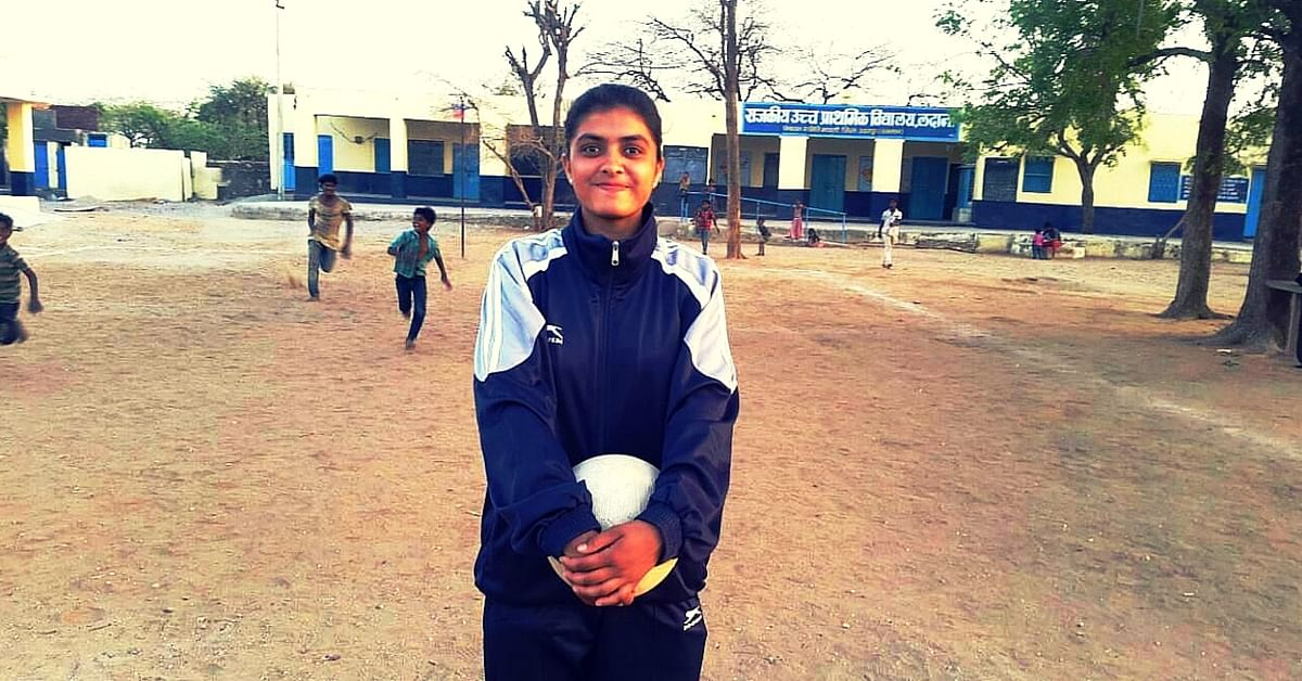This 18-Year-Old Fought Child Marriage to Finish Education & Become a Proficient Volleyball Player