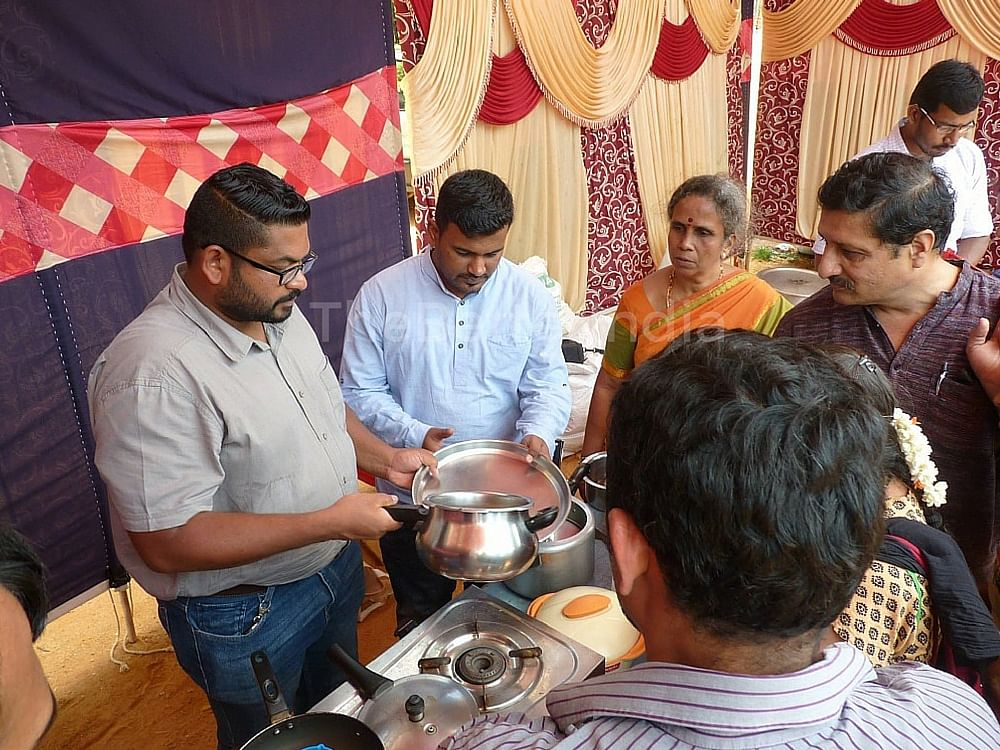 Kaulige foods workshop. Image courtesy: Kaulige Foods