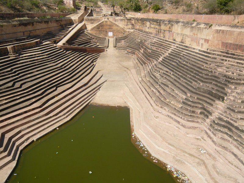 jaipur-nahargarh-fort bawari