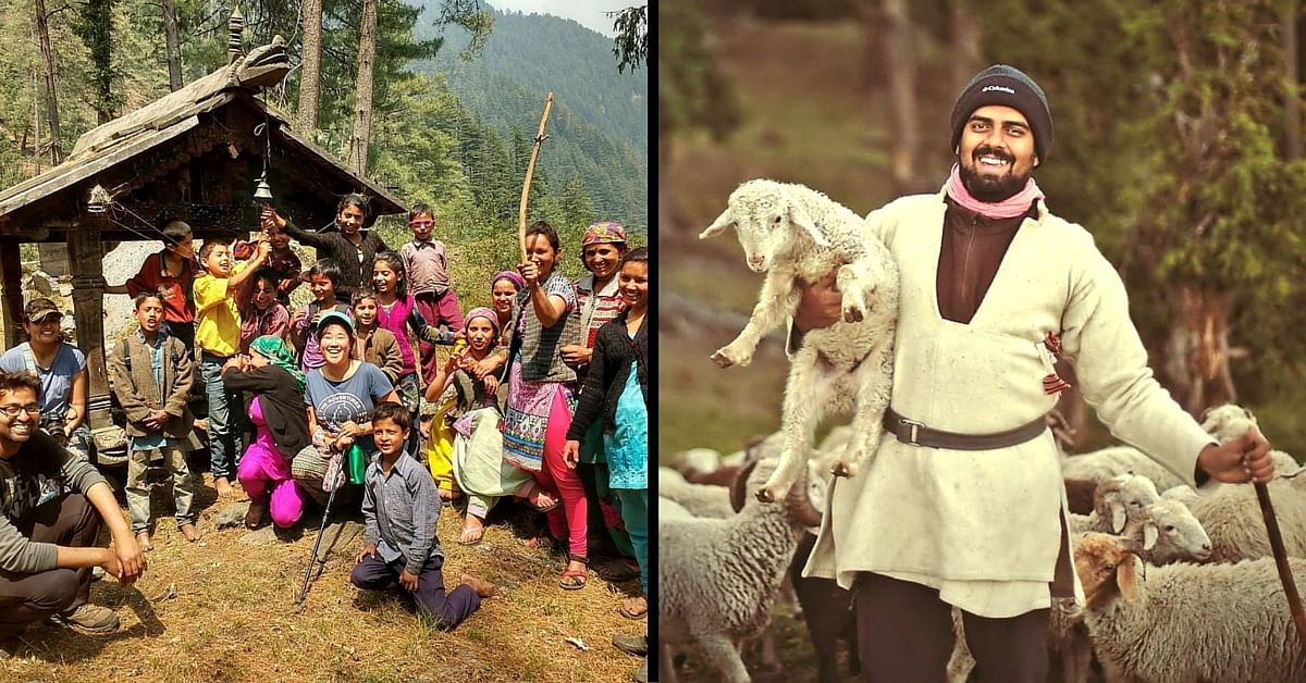 MY STORY: I Met the Man Who Brought Social Inclusiveness to a Forgotten Village in Uttarakhand