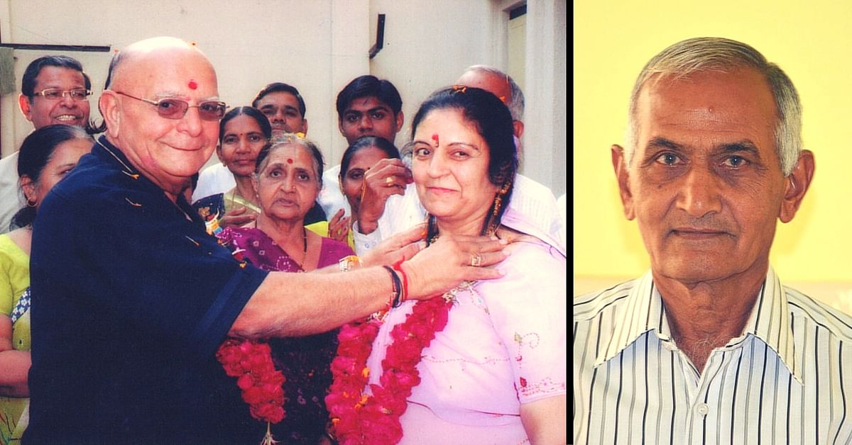 67-Year-Old Nathubhai Helps Senior Citizens Find Life Partners