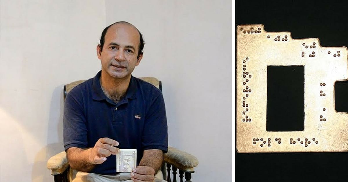 With This Simple & Free Device, the Blind Can Identify Currency Notes and Not Get Cheated