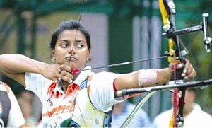 How Archer Deepika Kumari, the Daughter of a Rickshaw ...