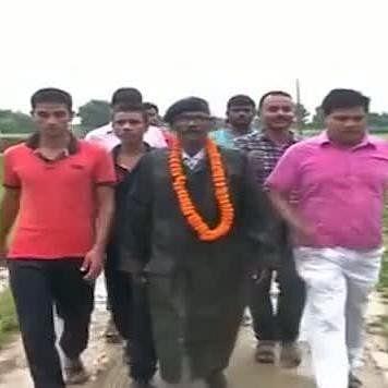 Bhagguram Maurya