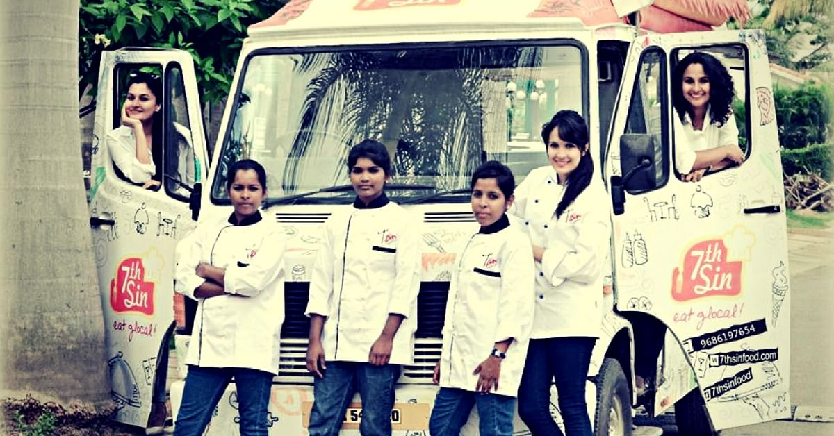 This Bengaluru-Based Food Truck Is the First in Asia to Be Run by an All-Women Group