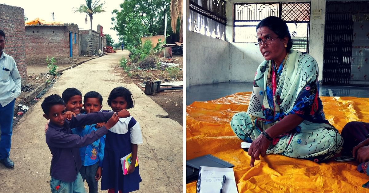 This Anganwadi Worker Is Also Stopping Child Marriages and Encouraging Literacy in Her Village