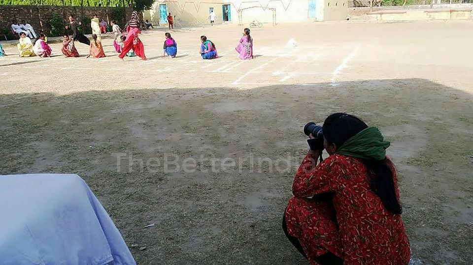 Saira Khan in action. (Credit: Mehru Jaffer\WFS)