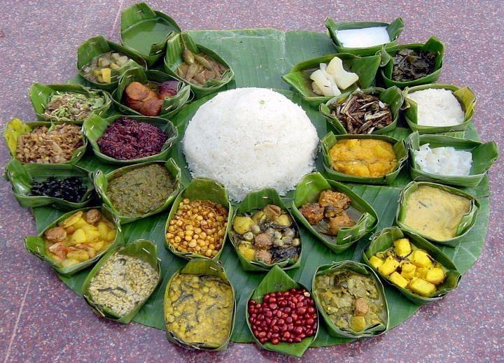 Creating-A-Manipuri-Thali