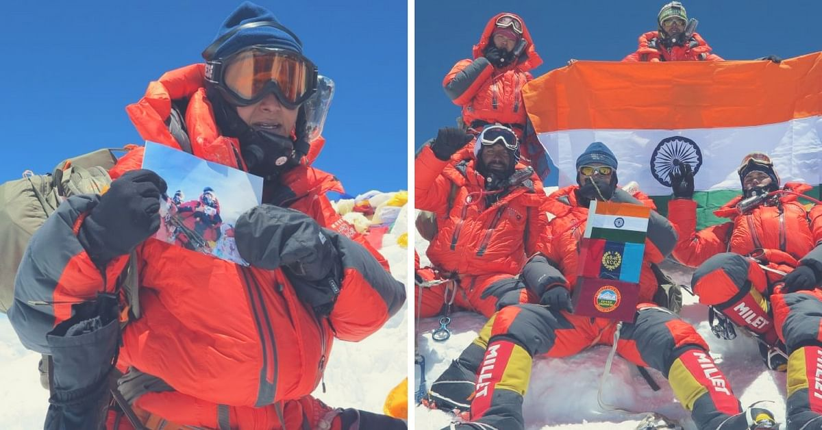 This Girl from the Desert Climbed the Everest Twice: Meet Major Deepika Rathore