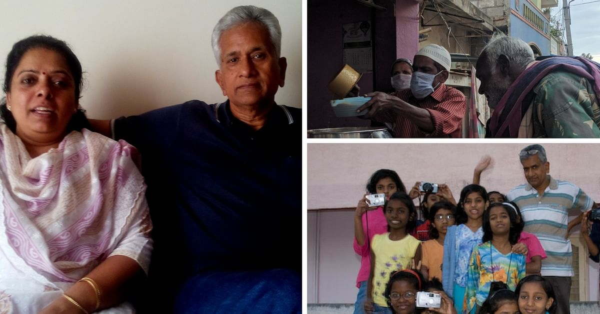 At an Age When Most People Relax, This Retired Couple Came Back to India to Help Its Poorest
