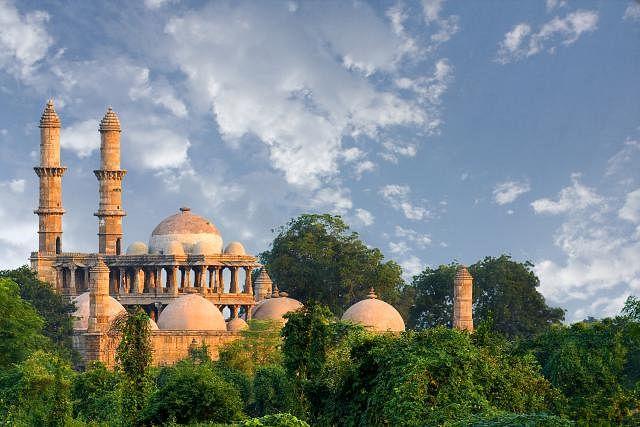 Jama Masjid - Champaner (gujarat) India