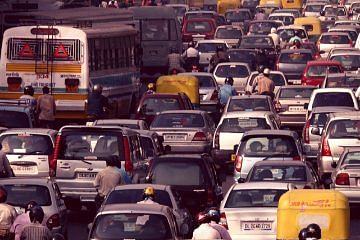 Gurgaon traffic_g