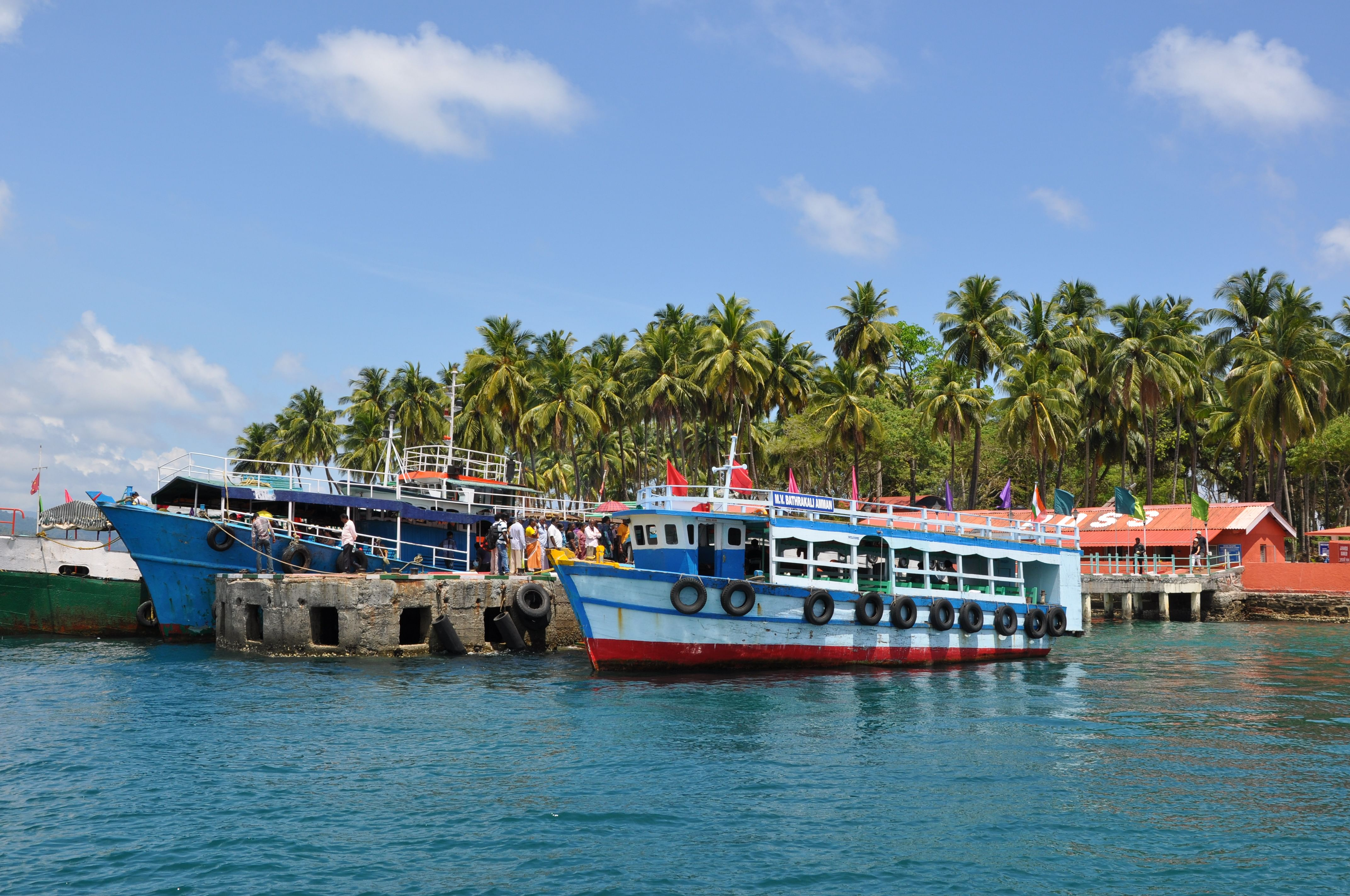 Indian-Ministry-of-Shipping-Procures-Cargo-Handling-Equipments-for-Andaman-Nicobar-Island-Ports