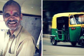 Mumbai auto-driver