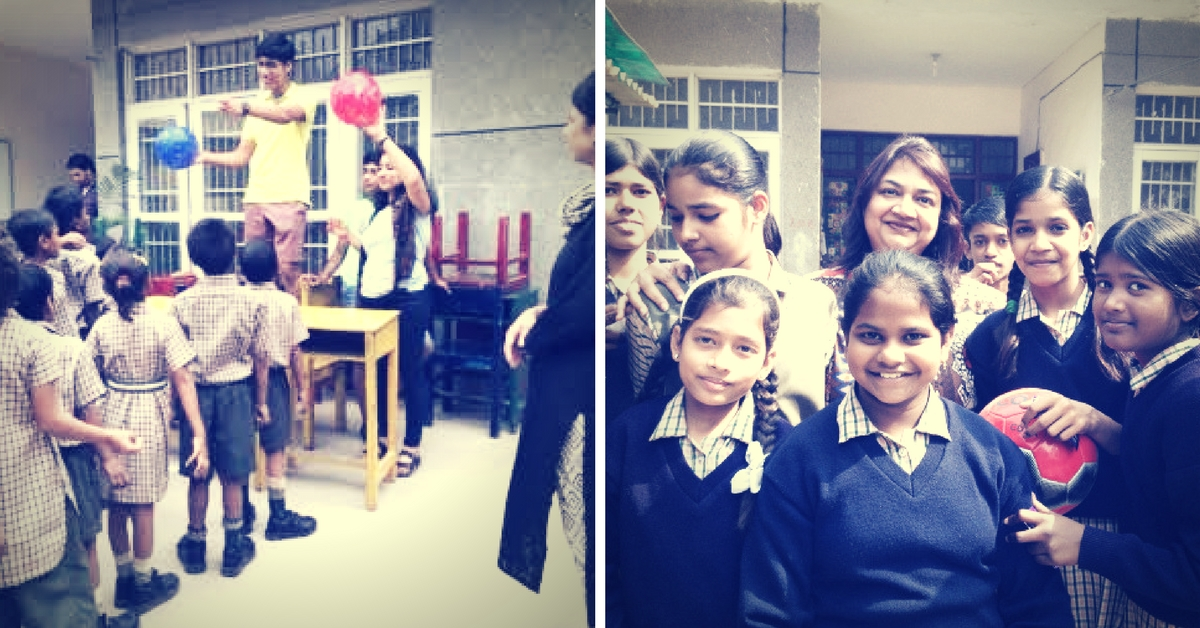 MY STORY: I Have Been Giving Away My Birthday Gifts to Needy Children since I Was 5 Years Old