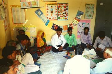 Resource Centres Dalits